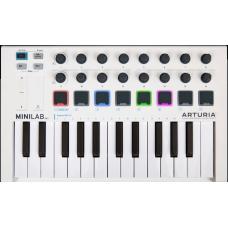 MIDI клавиатура Arturia MiniLab MKII
