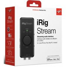 Аудиоинтерфейс IK MULTIMEDIA iRig Stream