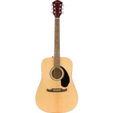 Акустическая гитара FENDER FA-125 WN NAT w/GIG BAG