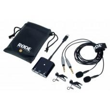 Аудиоинтерфейс RODE SC6-L Mobile Interview Kit