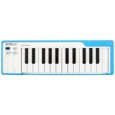 MIDI клавиатура Arturia MicroLab (Blue)