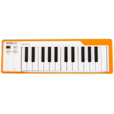 MIDI клавиатура Arturia MicroLab (Orange)