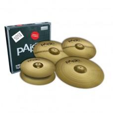 """Набор тарелок Paiste 101 Brass Universal Set + Crash 14"""""""