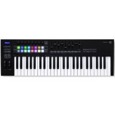 MIDI клавиатура NOVATION Launchkey 49 MK3