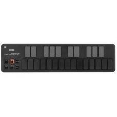 MIDI контроллер KORG NANOKEY 2 BK