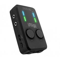 Аудиоинтерфейс IK MULTIMEDIA iRig Pro Duo I/O