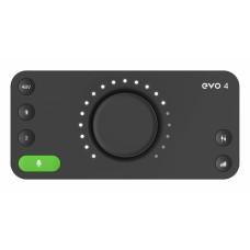 Аудиоинтерфейс AUDIENT EVO4
